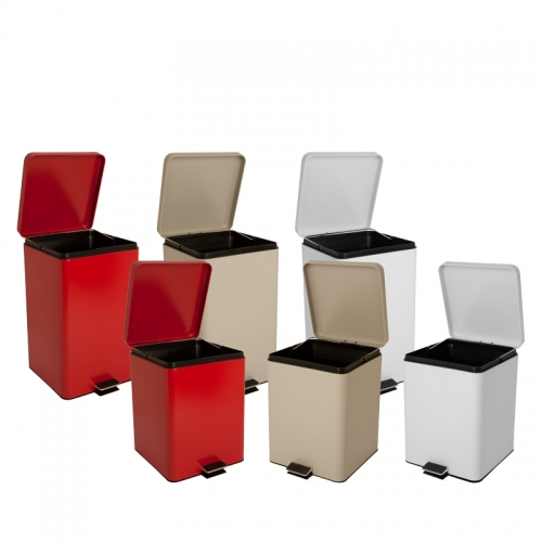 Square Trash Can / Waste Recepticle