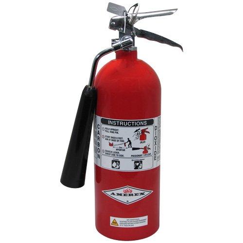 MRI CO2 Fire Extinguisher