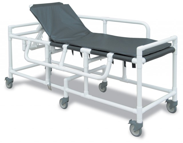 MRI Approved PVC Transport Gurney  350#
