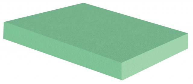 Coated Rectangle Sponge (Non-Stealth)