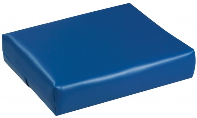 Vinyl Covered Rectangle Bolster Sponge