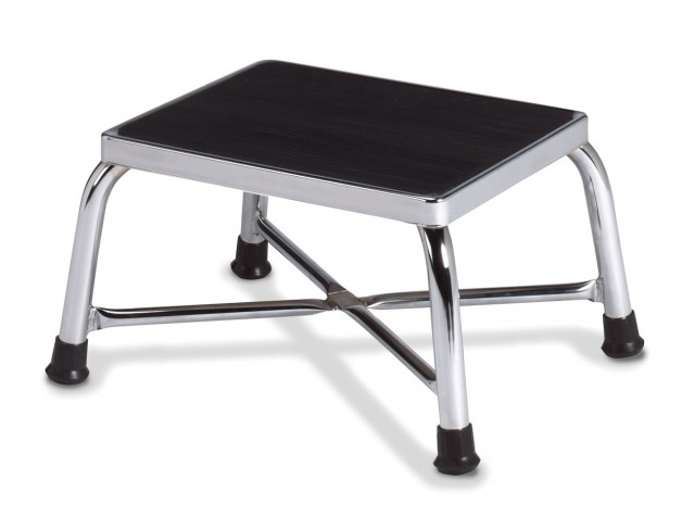 Bariatric Single Step Stool No Handrail Techno Aide