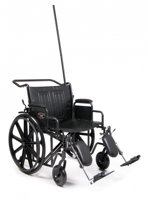 Anti-Theft Wheelchair - 24