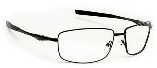 wire frame radiation protection glasses black - Wire Frame Glasses