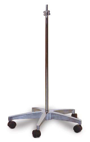 Portable Shield Pole & Base