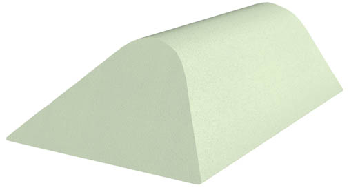 Non-Coated Specialty Angular Bolster Sponge (Non-Stealth)