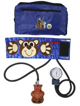 Benjamin Bear Blood Pressure Kit