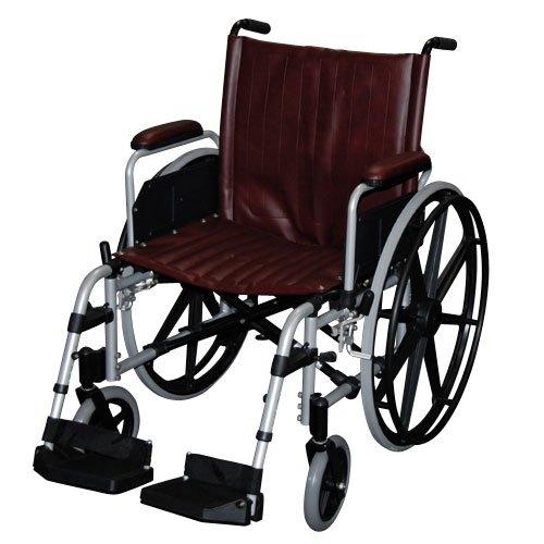 Non-Ferromagnetic MRI Wheelchair 24