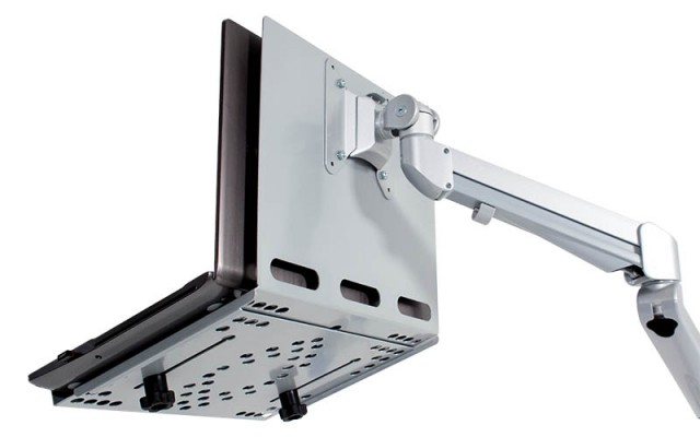 Wall Mount Laptop Holder Techno Aide
