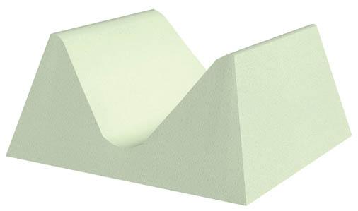 Non-Coated AP/PA Adult Head Holder Sponge (Stealth)