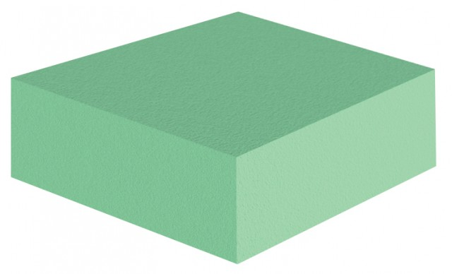 Coated Square Sponge (Non-Stealth)
