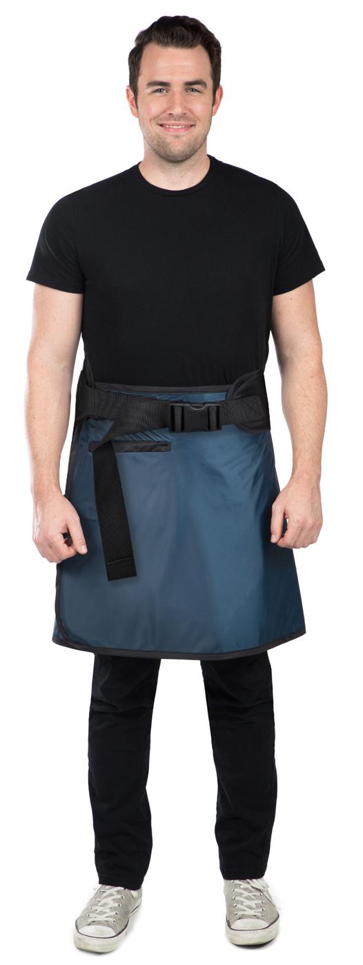 Male Kilt Guard with Wide Belt