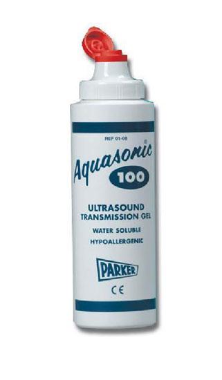 Aquasonic® 100 Ultrasound Transmission Gel (250ml bottle)