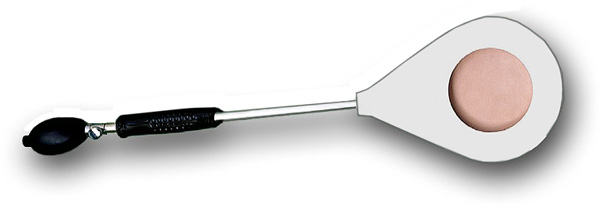 Compression Paddle for Fluoroscopy