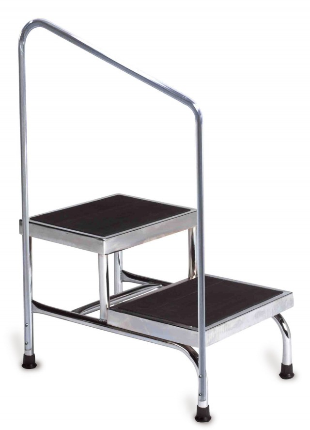 Bariatric Double Step Stool Techno Aide