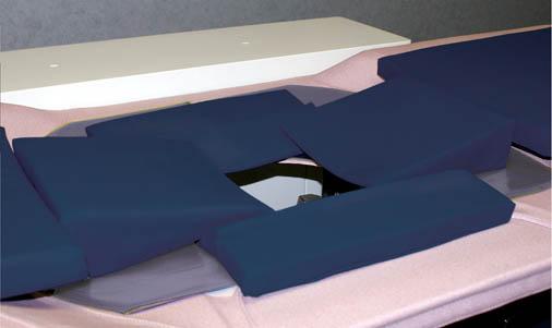 MRI Breast Biopsy Positioning Kit