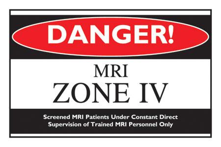 MRI Zone 4 Sign