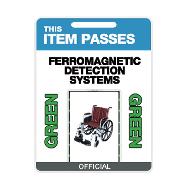 Ferromagnetic ID
