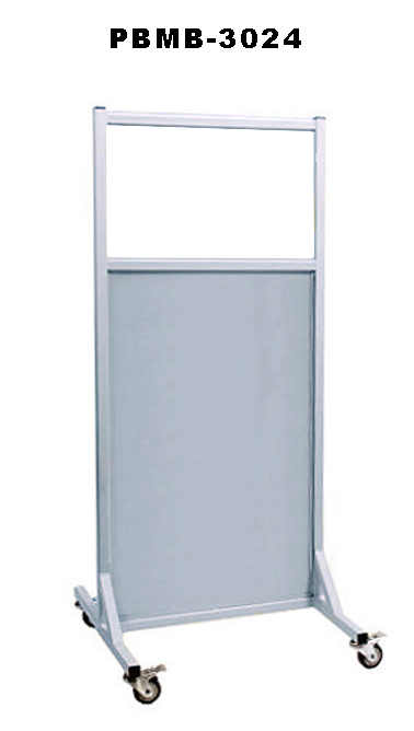 Standard Glass Leaded Mobile X-Ray Barriers