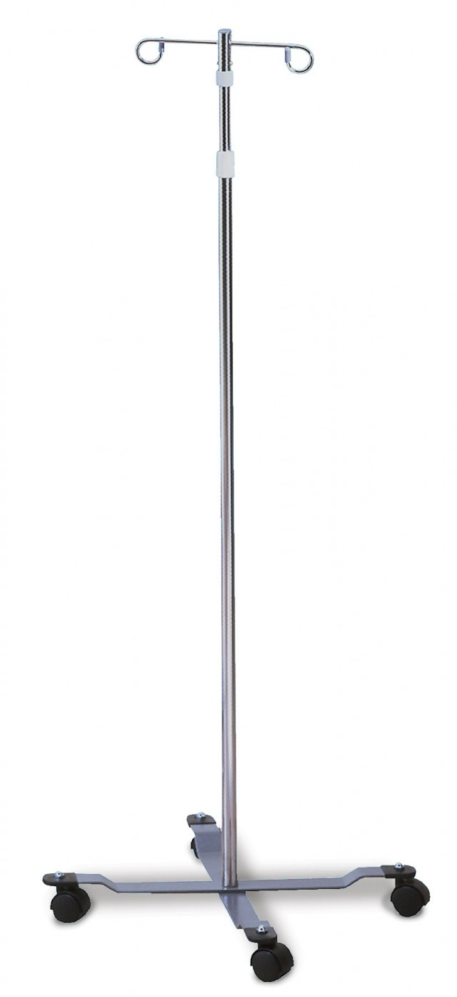 Economy IV Pole 2-Hook Twist Lock