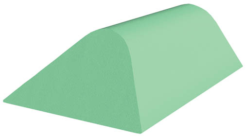 Coated Specialty Angular Bolster Sponge (Non-Stealth)