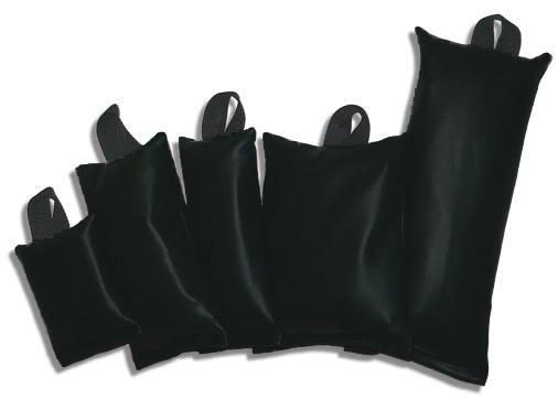 Heavy-Gauge Vinyl Sandbag Pediatric Bundle