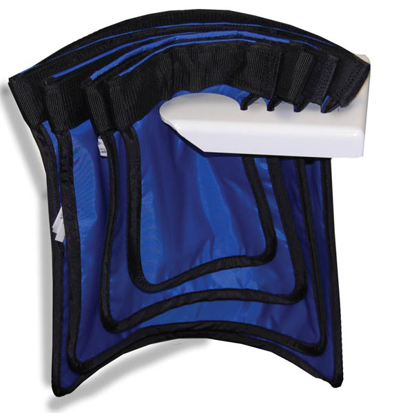 Half Apron Demi Guard Set with Rack