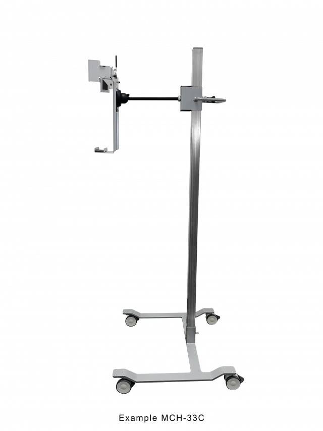 Mobile CR/DR Panel Holders