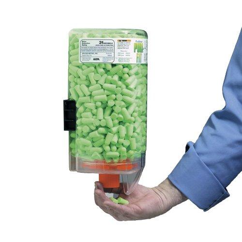 MRI Foam Earplug Dispenser