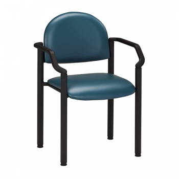 Premium Patient Side Chair with Arms