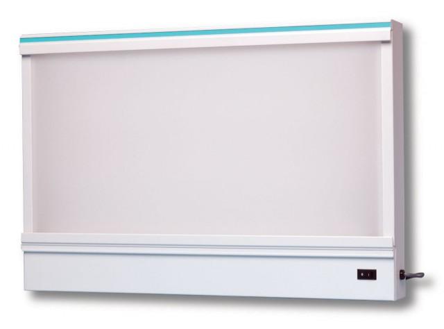Mammography Double Film Illuminated View Box [Fluorescent Lamp]