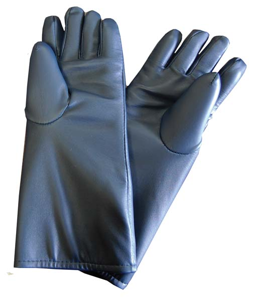 Hand-Guard Lead Vinyl Radiation Protection Gloves (single pair)