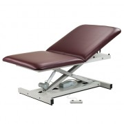 Open Base, Extra Wide Bariatric Adjustable Backrest Imaging Table