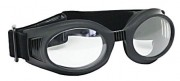 Secure Guard Glasses - Black
