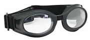 Secure Guard Glasses - Black