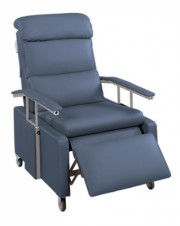 Drop-Arm Economy Clinical Recliner