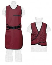 Flex-Guard Lead Apron with Buckle