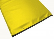 Yellow Firm Table Pad