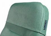Headrest Cover for Deluxe Drop-Arm Clinical Recliner