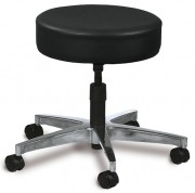 Spin-Lift Adjustable Stool - 5 leg