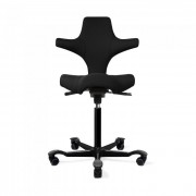 Capisco HAG Ergonomic Ultrasound Scanning Saddle Chair for Sonographers