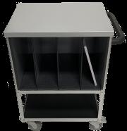 Imaging Plate Transport Cart, Mini