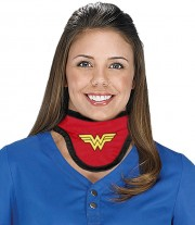 Wonder Woman Thyroid Collar