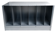 X-Ray Image Receptor Cabinet 1-Tier
