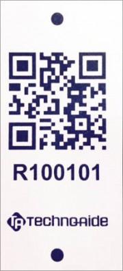 Apron Hub QR Code Retrofit Labels