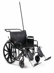 Anti-Theft Wheelchair - 24