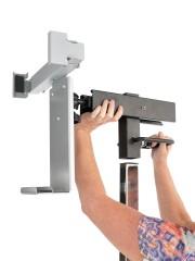 Extension Arm Tilt & Rotate Image Receptor Holder -