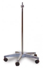 Portable Shield Pole & Base