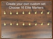 Marker Wall Board Set: Elite Custom 16