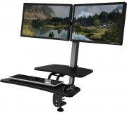 PopUp - Double Monitor Standing Desk Converter